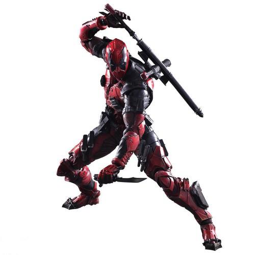 Mô hình Deadpool khớp cử động Play Arts Kai