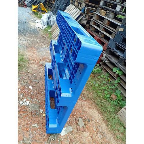 Pallet nhựa mới KT 1200x1000x150mm