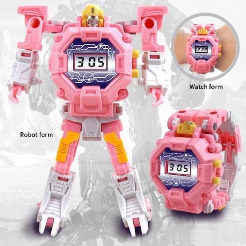 Robot Biến Hình Đồng Hồ 2 In 1 Cho Trẻ - 8892211 , 18061309 , 15_18061309 , 109000 , Robot-Bien-Hinh-Dong-Ho-2-In-1-Cho-Tre-15_18061309 , sendo.vn , Robot Biến Hình Đồng Hồ 2 In 1 Cho Trẻ