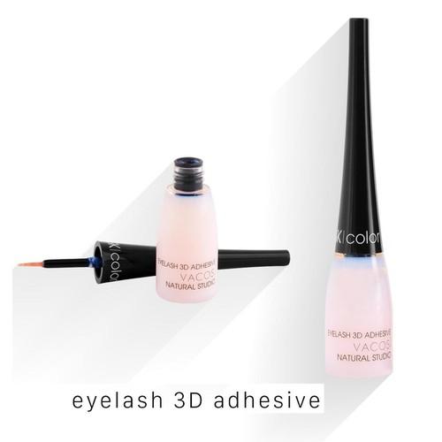 Keo Dán Mi Giả Vacosi Natural Studio Eyelash 3D Adhesive
