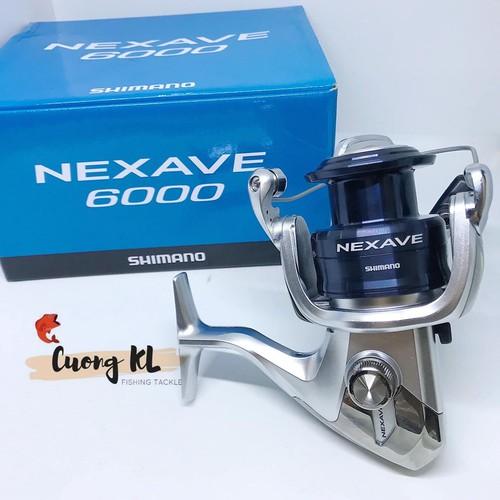 Máy câu cá Shimano Nexave 6000 - 8891905 , 18060976 , 15_18060976 , 1200000 , May-cau-ca-Shimano-Nexave-6000-15_18060976 , sendo.vn , Máy câu cá Shimano Nexave 6000