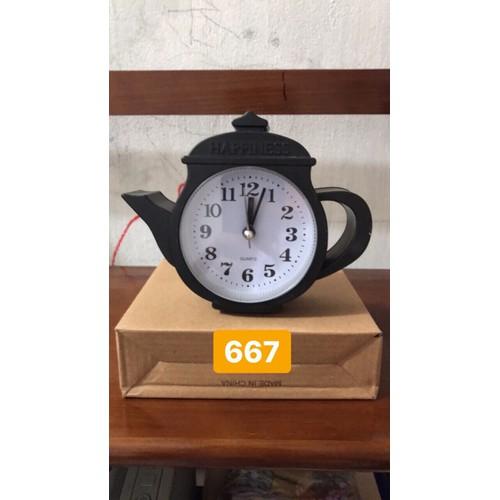 đồng hồ để bàn  cái ấm trà 667 - 8893888 , 18063881 , 15_18063881 , 80000 , dong-ho-de-ban-cai-am-tra-667-15_18063881 , sendo.vn , đồng hồ để bàn  cái ấm trà 667