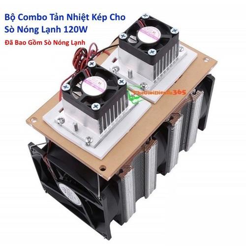 Bộ Combo Tản Nhiệt Kép Cho Sò Nóng Lạnh TEC-12706 - 12V 120W - 8892175 , 18061272 , 15_18061272 , 1299000 , Bo-Combo-Tan-Nhiet-Kep-Cho-So-Nong-Lanh-TEC-12706-12V-120W-15_18061272 , sendo.vn , Bộ Combo Tản Nhiệt Kép Cho Sò Nóng Lạnh TEC-12706 - 12V 120W