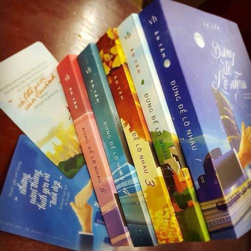 Sách - Đừng Để Lỡ Nhau trọn bộ trọn bộ 5 cuốn