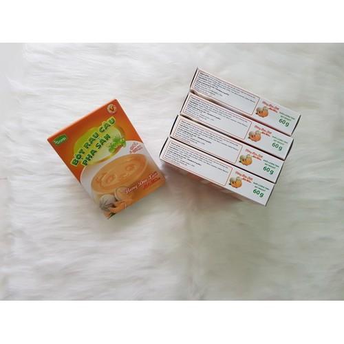Bột Rau Câu Pha Sẵn Hương Dưa Lưới hộp 60g-sản phẩm mới ra mắt của Công ty TNHH Thực Phẩm Hoàng Yến - 4782695 , 18050455 , 15_18050455 , 22000 , Bot-Rau-Cau-Pha-San-Huong-Dua-Luoi-hop-60g-san-pham-moi-ra-mat-cua-Cong-ty-TNHH-Thuc-Pham-Hoang-Yen-15_18050455 , sendo.vn , Bột Rau Câu Pha Sẵn Hương Dưa Lưới hộp 60g-sản phẩm mới ra mắt của Công ty TNHH Th