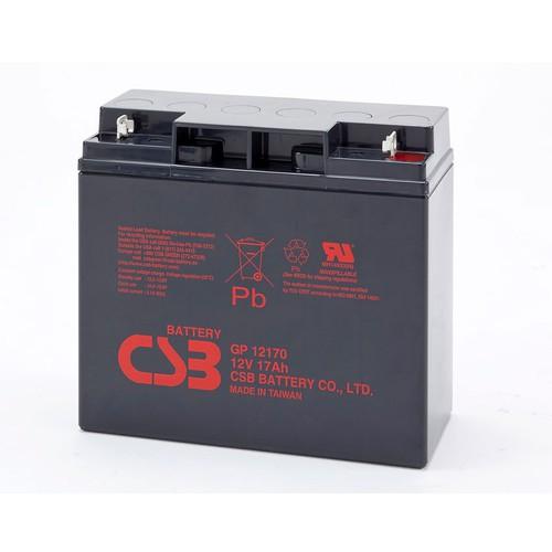 Ắc quy CSB GP12170 12V-17Ah - Cho Bộ Lưu Điện UPS