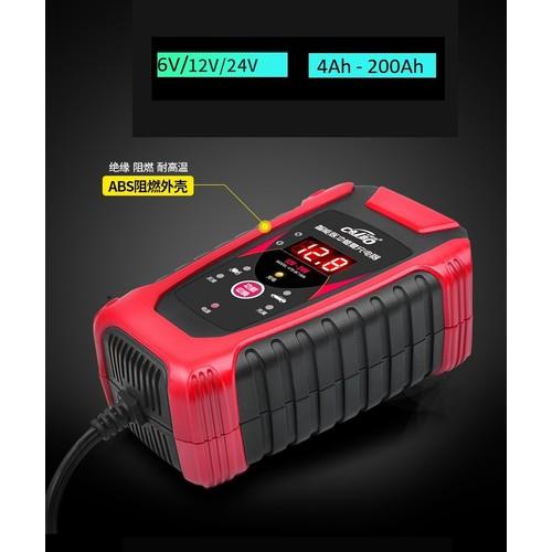 Bộ sạc acquy tự động nhận bình 6v,12v,24v - 4Ah đến 200Ah - Sạc ắc quy - 8884870 , 18050044 , 15_18050044 , 350000 , Bo-sac-acquy-tu-dong-nhan-binh-6v12v24v-4Ah-den-200Ah-Sac-ac-quy-15_18050044 , sendo.vn , Bộ sạc acquy tự động nhận bình 6v,12v,24v - 4Ah đến 200Ah - Sạc ắc quy