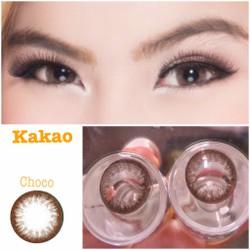 contact lens - kính áp tròng màu nâu kakao