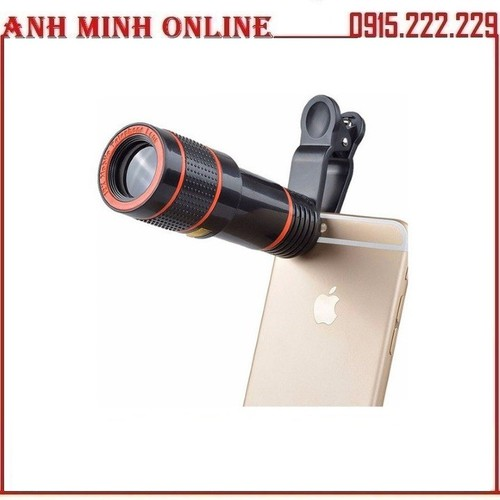 Ống kính zoom 8x cho điện thoại - 8890762 , 18059509 , 15_18059509 , 95000 , Ong-kinh-zoom-8x-cho-dien-thoai-15_18059509 , sendo.vn , Ống kính zoom 8x cho điện thoại
