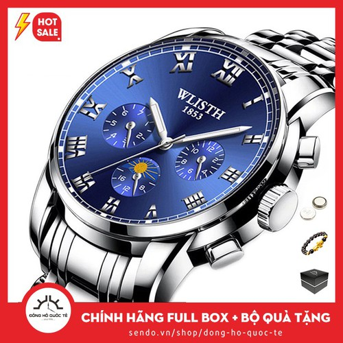 Đồng hồ nam WLISTH chính hãng WL01 đẳng cấp doanh nhân tặng bộ quà tặng cao cấp - 7631253 , 18063110 , 15_18063110 , 350000 , Dong-ho-nam-WLISTH-chinh-hang-WL01-dang-cap-doanh-nhan-tang-bo-qua-tang-cao-cap-15_18063110 , sendo.vn , Đồng hồ nam WLISTH chính hãng WL01 đẳng cấp doanh nhân tặng bộ quà tặng cao cấp