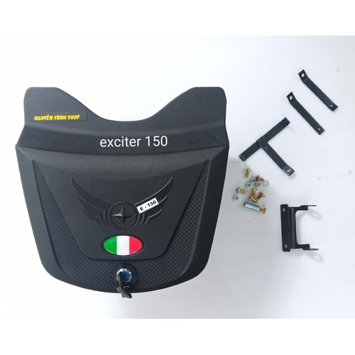 thùng giữa xe exciter 150