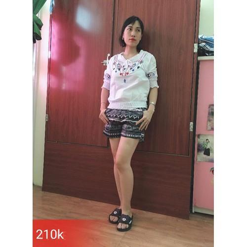 áo  thêu Quảng Châu đẹp cực đẹp