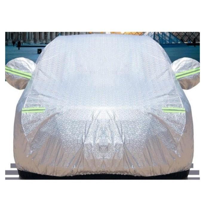 Bạt phủ ô tô chống nắng cách nhiệt cao cấp đủ size cho mọi dòng xe 7