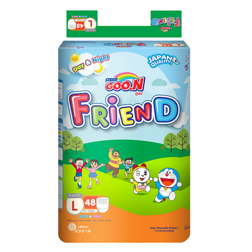 TÃ QUẦN GOON FRIEND L48 - 4979670 , 18055603 , 15_18055603 , 227000 , TA-QUAN-GOON-FRIEND-L48-15_18055603 , sendo.vn , TÃ QUẦN GOON FRIEND L48