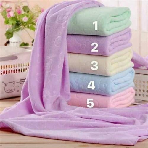 Combo 5 khăn tắm xuất Nhật mềm mịn 140 x 70 cm - 8890617 , 18059130 , 15_18059130 , 190000 , Combo-5-khan-tam-xuat-Nhat-mem-min-140-x-70-cm-15_18059130 , sendo.vn , Combo 5 khăn tắm xuất Nhật mềm mịn 140 x 70 cm
