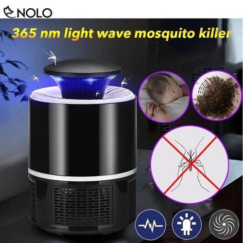 Đèn Bắt Muỗi Quạt Gió KLY-139 Thu Hút Bằng Đèn Led Nano Bước Sóng 365nn