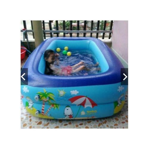 Bể bơi 1.8m 2 tầng
