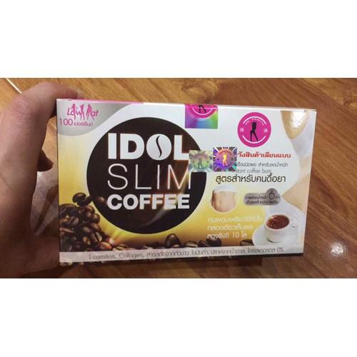 Cà Phê Giảm Cân Idol Slim coffee - Thái Lan - 8894735 , 18064885 , 15_18064885 , 105000 , Ca-Phe-Giam-Can-Idol-Slim-coffee-Thai-Lan-15_18064885 , sendo.vn , Cà Phê Giảm Cân Idol Slim coffee - Thái Lan