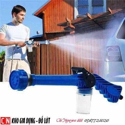 Bộ máy bơm rửa xe tăng áp lực nước mini không nguồn phun hóa chất, bơm bể cá cảnh - 4980161 , 18058800 , 15_18058800 , 69000 , Bo-may-bom-rua-xe-tang-ap-luc-nuoc-mini-khong-nguon-phun-hoa-chat-bom-be-ca-canh-15_18058800 , sendo.vn , Bộ máy bơm rửa xe tăng áp lực nước mini không nguồn phun hóa chất, bơm bể cá cảnh