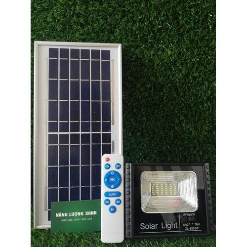 Đèn LED Solar Light 15W có hiển thị dung lượng pin