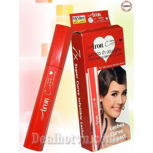 mascara siêu cong mi iron - 8889423 , 18057337 , 15_18057337 , 65000 , mascara-sieu-cong-mi-iron-15_18057337 , sendo.vn , mascara siêu cong mi iron