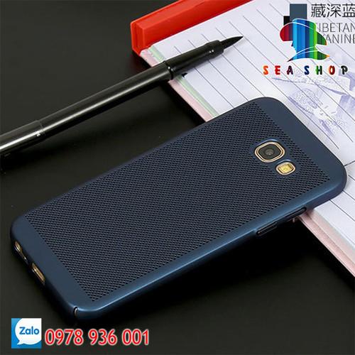 Ốp lưng Samsung. Galaxy. J7 Prime - G610 dạng lưới tản nhiệt
