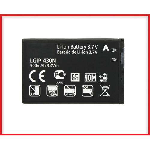 PIN LG GS390