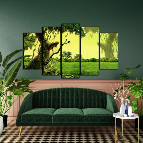 tranh treo tường - tranh phong cảnh 1010815
