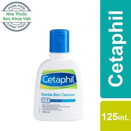 Sữa Rửa Mặt Cetaphil Gentle Skin Cleaner 125ml - 8884861 , 18050033 , 15_18050033 , 150000 , Sua-Rua-Mat-Cetaphil-Gentle-Skin-Cleaner-125ml-15_18050033 , sendo.vn , Sữa Rửa Mặt Cetaphil Gentle Skin Cleaner 125ml