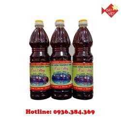 Combo 2 chai nước mắm Ba Làng Thượng Hạng 1 lít 25 độ đạm