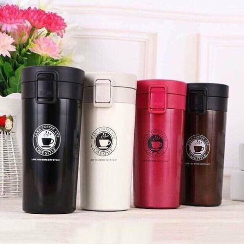 Bình giữ nhiệt Caka coffe cực tốt 380ml