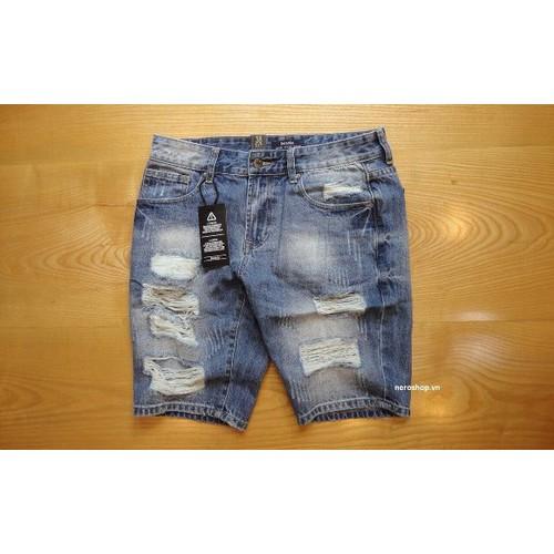 quần short jeans nam rách - 7756553 , 18065578 , 15_18065578 , 135000 , quan-short-jeans-nam-rach-15_18065578 , sendo.vn , quần short jeans nam rách
