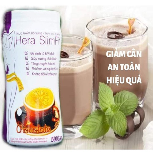 Sữa giảm cân Hera Slimfit bổ sung đa vitamin và khoáng chất, giàu chất xơ, tăng chuyển hóa mỡ 500g - 8903611 , 18508111 , 15_18508111 , 690000 , Sua-giam-can-Hera-Slimfit-bo-sung-da-vitamin-va-khoang-chat-giau-chat-xo-tang-chuyen-hoa-mo-500g-15_18508111 , sendo.vn , Sữa giảm cân Hera Slimfit bổ sung đa vitamin và khoáng chất, giàu chất xơ, tă