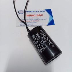 01 Tụ Điện 10Mf 370Vac Đen Loại Tốt Dùng Cho Bơm Nước Và Thiết Bị Điện Khác