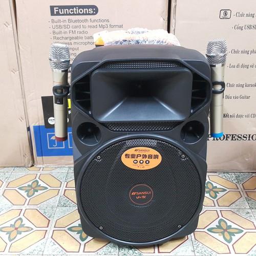 Loa kéo karaoke bluetooth âm thanh cực hay tặng kèm 2 mic xin - 8899740 , 18502294 , 15_18502294 , 1950000 , Loa-keo-karaoke-bluetooth-am-thanh-cuc-hay-tang-kem-2-mic-xin-15_18502294 , sendo.vn , Loa kéo karaoke bluetooth âm thanh cực hay tặng kèm 2 mic xin