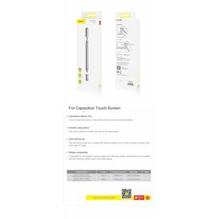Bút cảm ứng Baseus cao cấp [ĐƯỢC KIỂM HÀNG] 18502716 - 18502716 thumbnail
