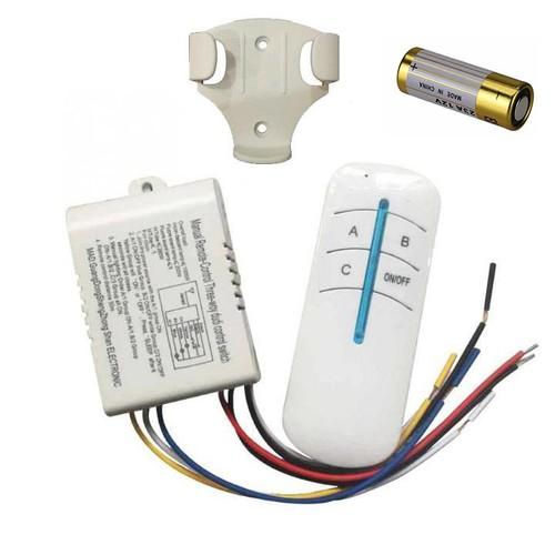 Công tắc điều khiển từ xa RF 3 cổng trắng - 4982339 , 18507306 , 15_18507306 , 79000 , Cong-tac-dieu-khien-tu-xa-RF-3-cong-trang-15_18507306 , sendo.vn , Công tắc điều khiển từ xa RF 3 cổng trắng