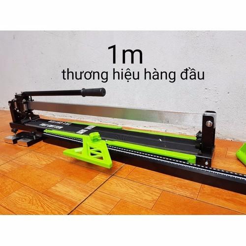 máy cắt gạch đẩy tay amgood 1m nặng