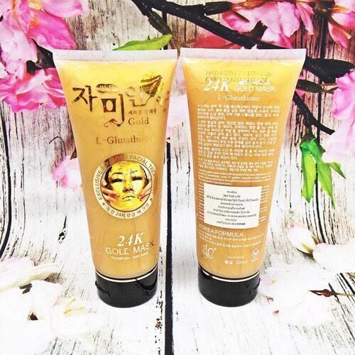 Mặt nạ  vàng Gold Mask 24k