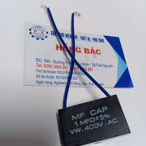 01 Tụ điện 1 MF vuông dùng cho quạt và thiết bị điện khác - 8898788 , 18500845 , 15_18500845 , 15000 , 01-Tu-dien-1-MF-vuong-dung-cho-quat-va-thiet-bi-dien-khac-15_18500845 , sendo.vn , 01 Tụ điện 1 MF vuông dùng cho quạt và thiết bị điện khác