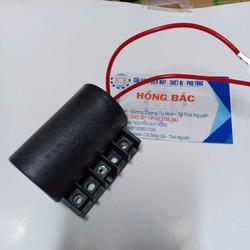 01 Tụ điện 10MF 370VAC loại bắt ốc dùng cho máy bơm nước và thiết bị khác