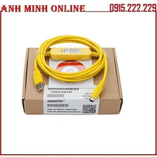 Cáp LậP Trình Usb-Sc09-Fx Cho Plc Mitsubishi Fx - 8903423 , 18507878 , 15_18507878 , 230000 , Cap-LaP-Trinh-Usb-Sc09-Fx-Cho-Plc-Mitsubishi-Fx-15_18507878 , sendo.vn , Cáp LậP Trình Usb-Sc09-Fx Cho Plc Mitsubishi Fx