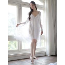 Đầm Ngủ Siêu Mỏng Cao Cấp MS1295