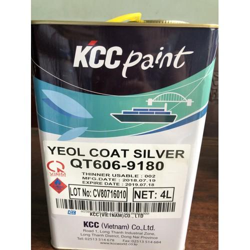 Dung môi pha sơn Thinner 002 pha sơn chịu nhiệt và sơn dầu Alkyd KCC 20L