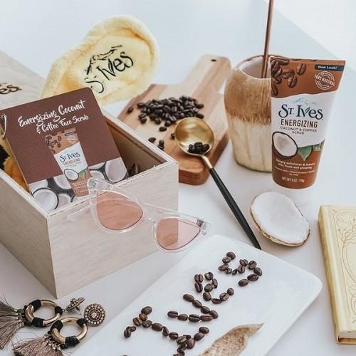 SỮA RỬA MẶT TẨY TẾ BÀO CHẾT DỪA CÀ PHÊ St.ives Energizing Coconut & Coffee Face - 8909677 , 18516870 , 15_18516870 , 151000 , SUA-RUA-MAT-TAY-TE-BAO-CHET-DUA-CA-PHE-St.ives-Energizing-Coconut-Coffee-Face-15_18516870 , sendo.vn , SỮA RỬA MẶT TẨY TẾ BÀO CHẾT DỪA CÀ PHÊ St.ives Energizing Coconut & Coffee Face
