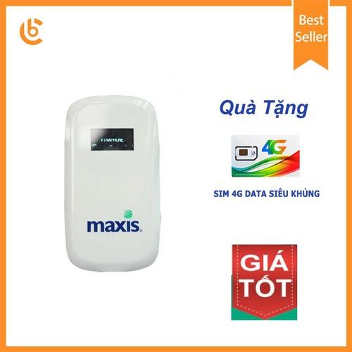 Củ Phát Wifi Maxis MF60 - Phát Wifi Di Động, Đa Mạng, Sóng Khỏe, Pin Trâu
