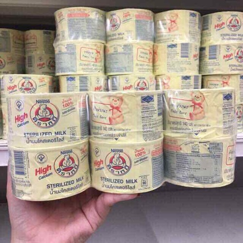 Sữa Neslte Thái
