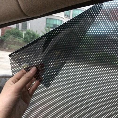 Giấy decal dán kính chống nắng nóng xe ô tô 44*38CM