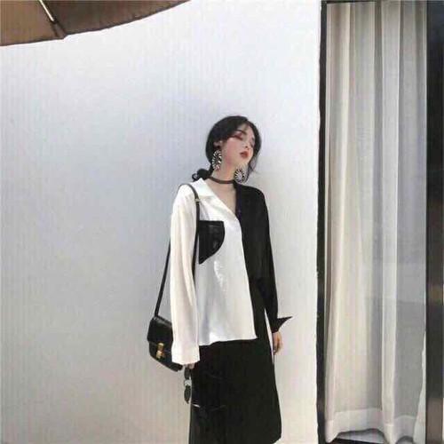 áo sơ mi nữ model