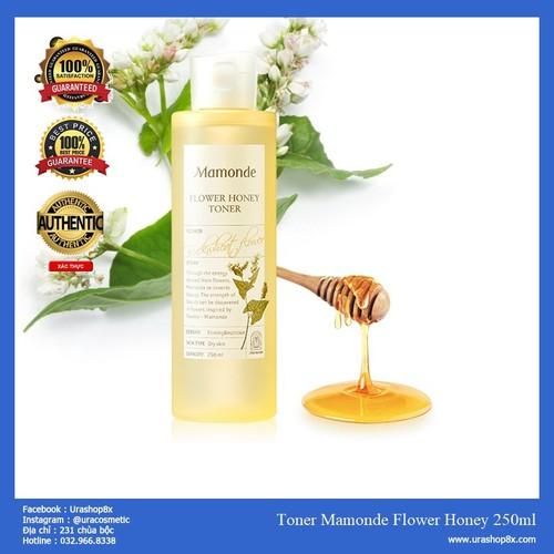 Nước Hoa Hồng Mamonde Flower Honey Toner 250ml - 4983244 , 18513064 , 15_18513064 , 310000 , Nuoc-Hoa-Hong-Mamonde-Flower-Honey-Toner-250ml-15_18513064 , sendo.vn , Nước Hoa Hồng Mamonde Flower Honey Toner 250ml